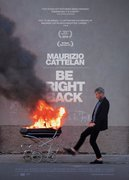 MAURIZIO CATTELAN - BE RIGHT BACK